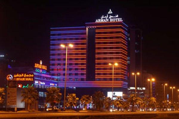 Arman Hotel - фото 23