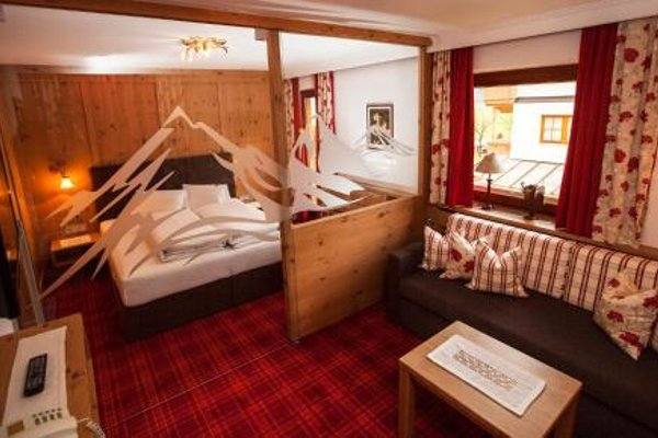 Hotel Garni Larcherhof - фото 9