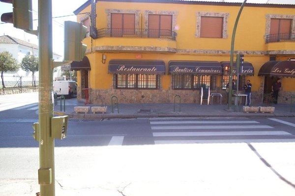 Hostal Los Galgos - фото 19