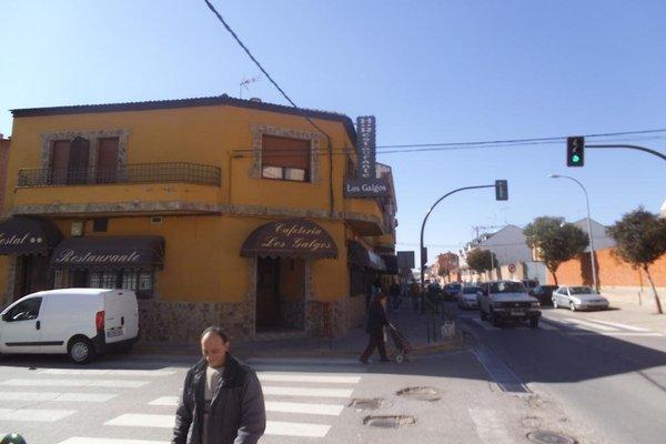 Hostal Los Galgos - фото 20