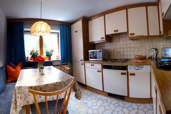 Chalet - Apartments Julitta Oberhollenzer - фото 14