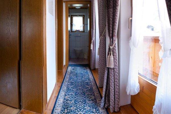Chalet - Apartments Julitta Oberhollenzer - фото 16