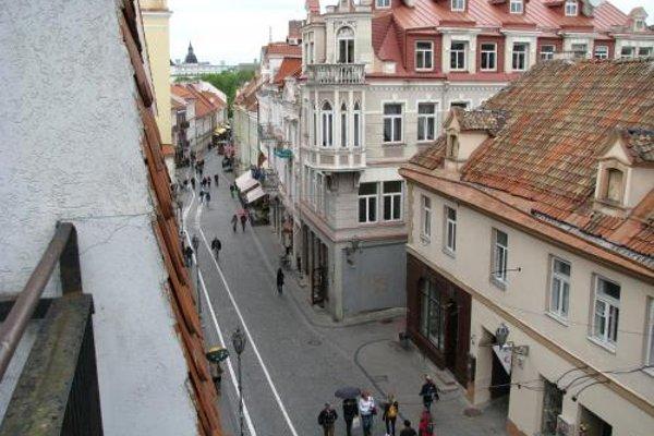 Stasys Apartment Pilies street - фото 20