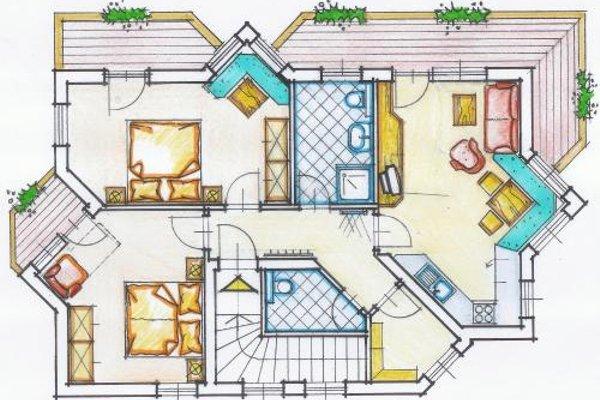 Appartement Zottl - фото 9