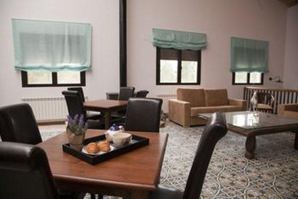 Hotel Rural Montalvo Centro Ecuestre - фото 9