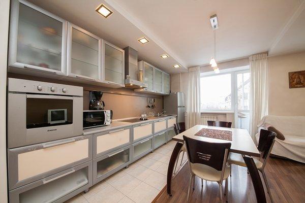 Apartment na Dubrovinskogo 104 - фото 11