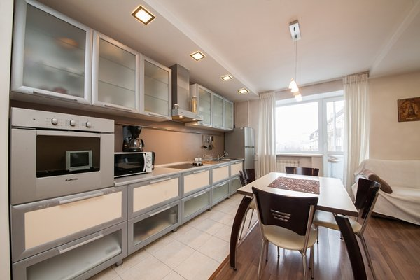 Apartment na Dubrovinskogo 104 - фото 15