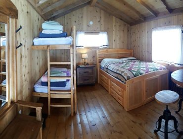 Гестхаус Ouray RV Park and Cabins