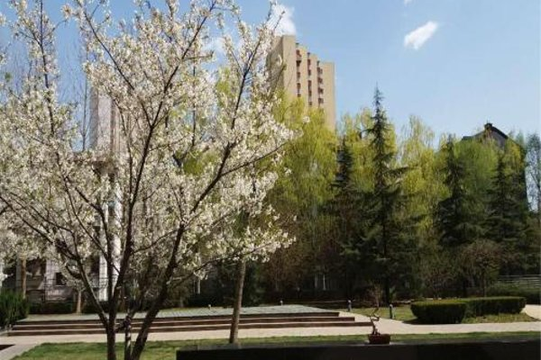 Beijing Yasiming Haisheng Service Apartment - фото 24