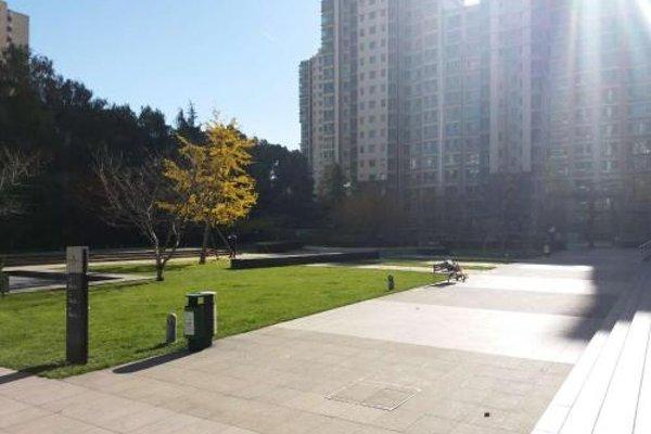 Beijing Yasiming Haisheng Service Apartment - фото 12