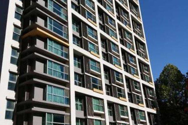 Beijing Yasiming Haisheng Service Apartment - фото 13
