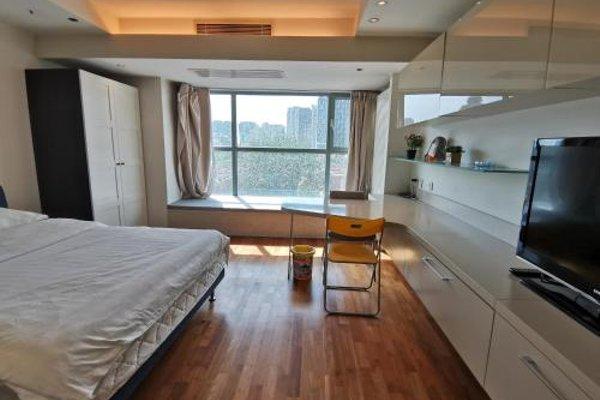 Beijing Yasiming Haisheng Service Apartment - фото 15