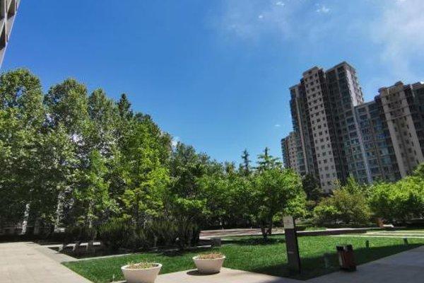 Beijing Yasiming Haisheng Service Apartment - фото 17