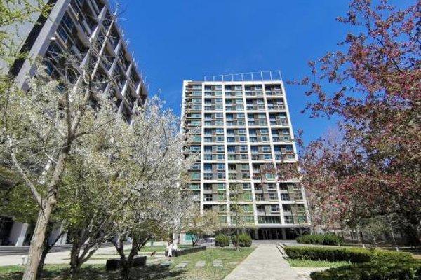 Beijing Yasiming Haisheng Service Apartment - фото 18