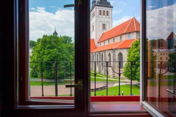 Tallinn City Apartments Residence - фото 49