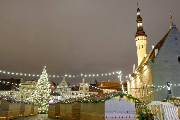 Tallinn City Apartments Residence - фото 20