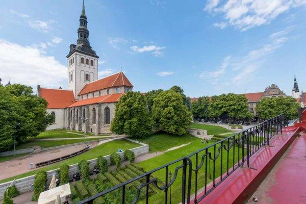 Tallinn City Apartments Residence - фото 21