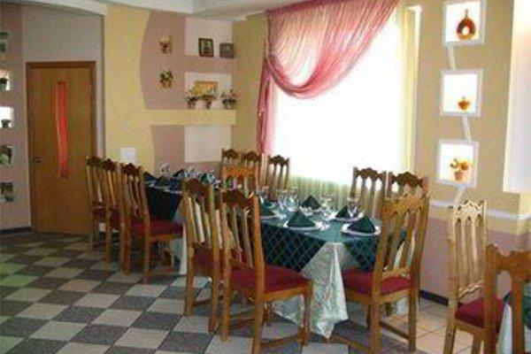 Гостиница Вираж - фото 54