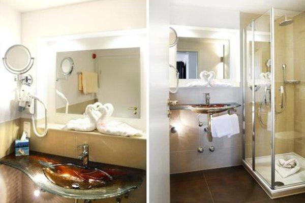 Hotel ChiemseePanorama - фото 11