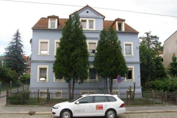Apartment-Ferienwohnung Dresden-Briesnitz - фото 50