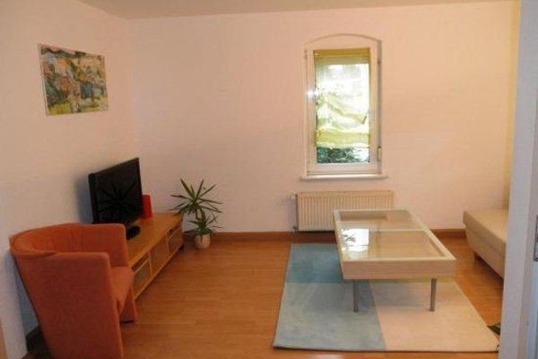 Apartment-Ferienwohnung Dresden-Briesnitz - фото 16