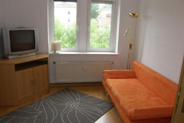 Apartment-Ferienwohnung Dresden-Briesnitz - фото 17
