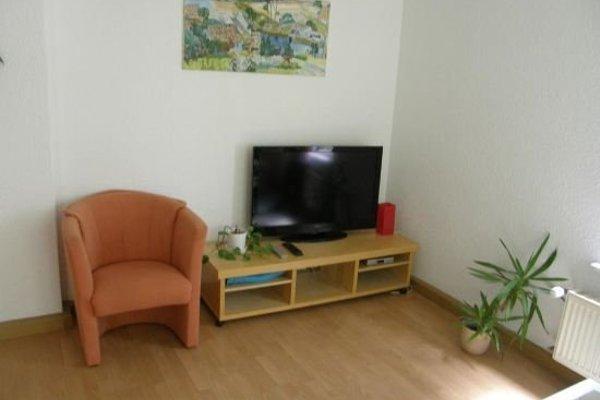 Apartment-Ferienwohnung Dresden-Briesnitz - фото 18