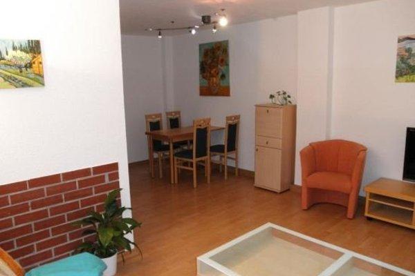 Apartment-Ferienwohnung Dresden-Briesnitz - фото 22