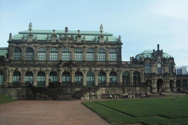 Apartment-Ferienwohnung Dresden-Briesnitz - фото 23