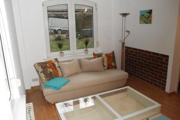Apartment-Ferienwohnung Dresden-Briesnitz - фото 3