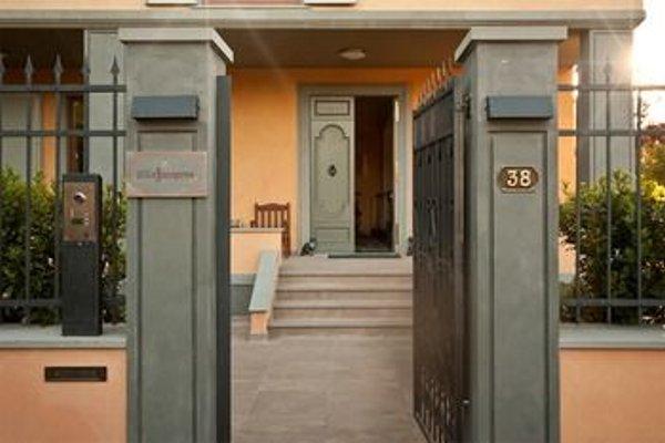 Relais Villa Jacopone Suite - фото 16