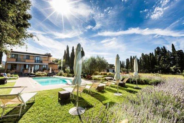 Relais Villa Jacopone Suite - фото 17
