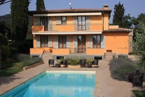Relais Villa Jacopone Suite - фото 21