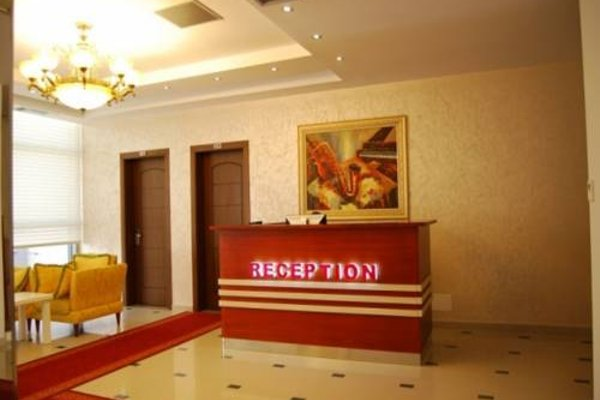 Gjuta Hotel - фото 21