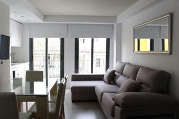 Apartamentos La Magdalena - фото 16