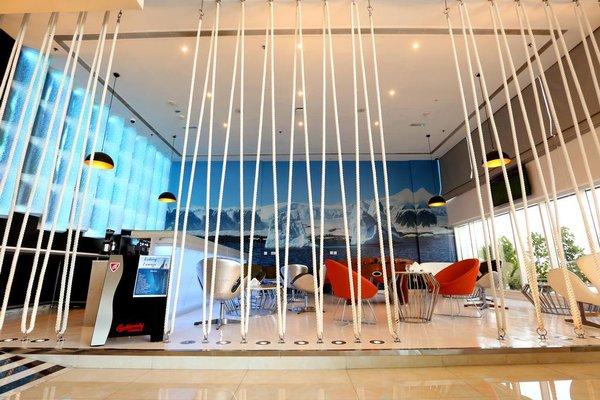 Landmark Hotel Fujairah - фото 14