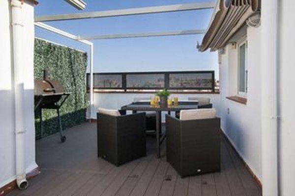 BBarcelona Gracia Terrace Flat - фото 18