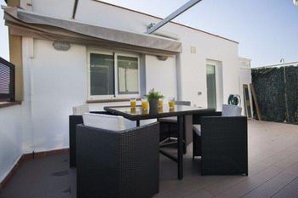 BBarcelona Gracia Terrace Flat - фото 19