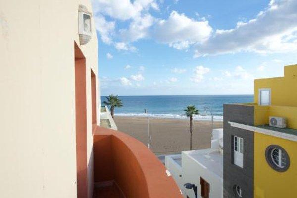Apartamento en 1ª linea de playa - фото 9