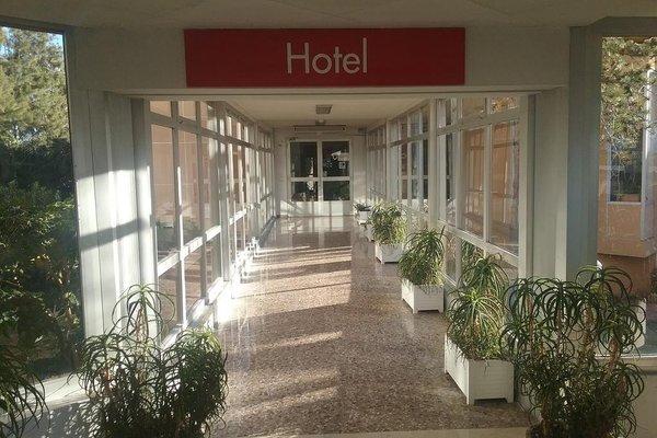 Hotel Autogrill La Plana - фото 11