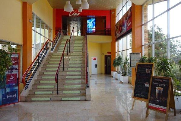 Hotel Autogrill La Plana - фото 8