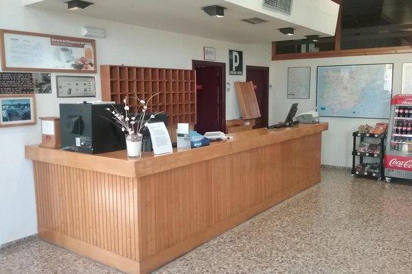 Hotel Autogrill La Plana - фото 9