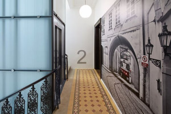 MH Apartments River Prague - 12