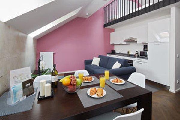MH Apartments River Prague - фото 15