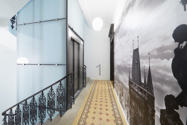 MH Apartments River Prague - фото 20
