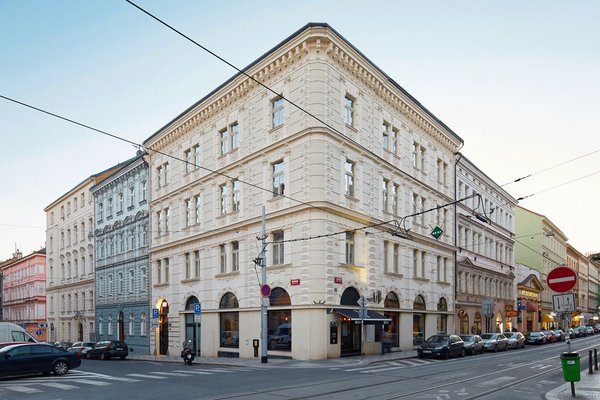 MH Apartments River Prague - фото 22