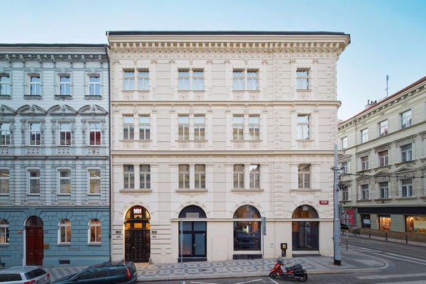 MH Apartments River Prague - 23