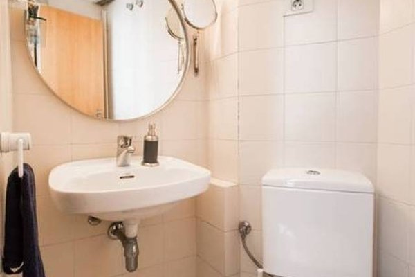 Vila Olimpica Apartment - фото 23