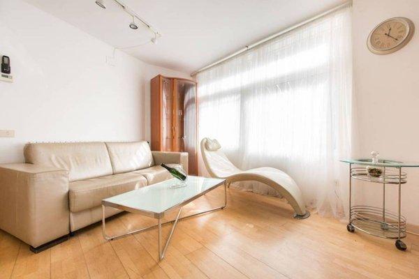 Vila Olimpica Apartment - фото 5