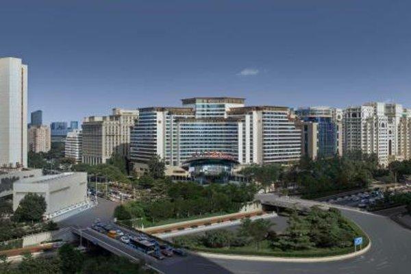 Swissotel Beijing Hong Kong Macau Center - фото 50